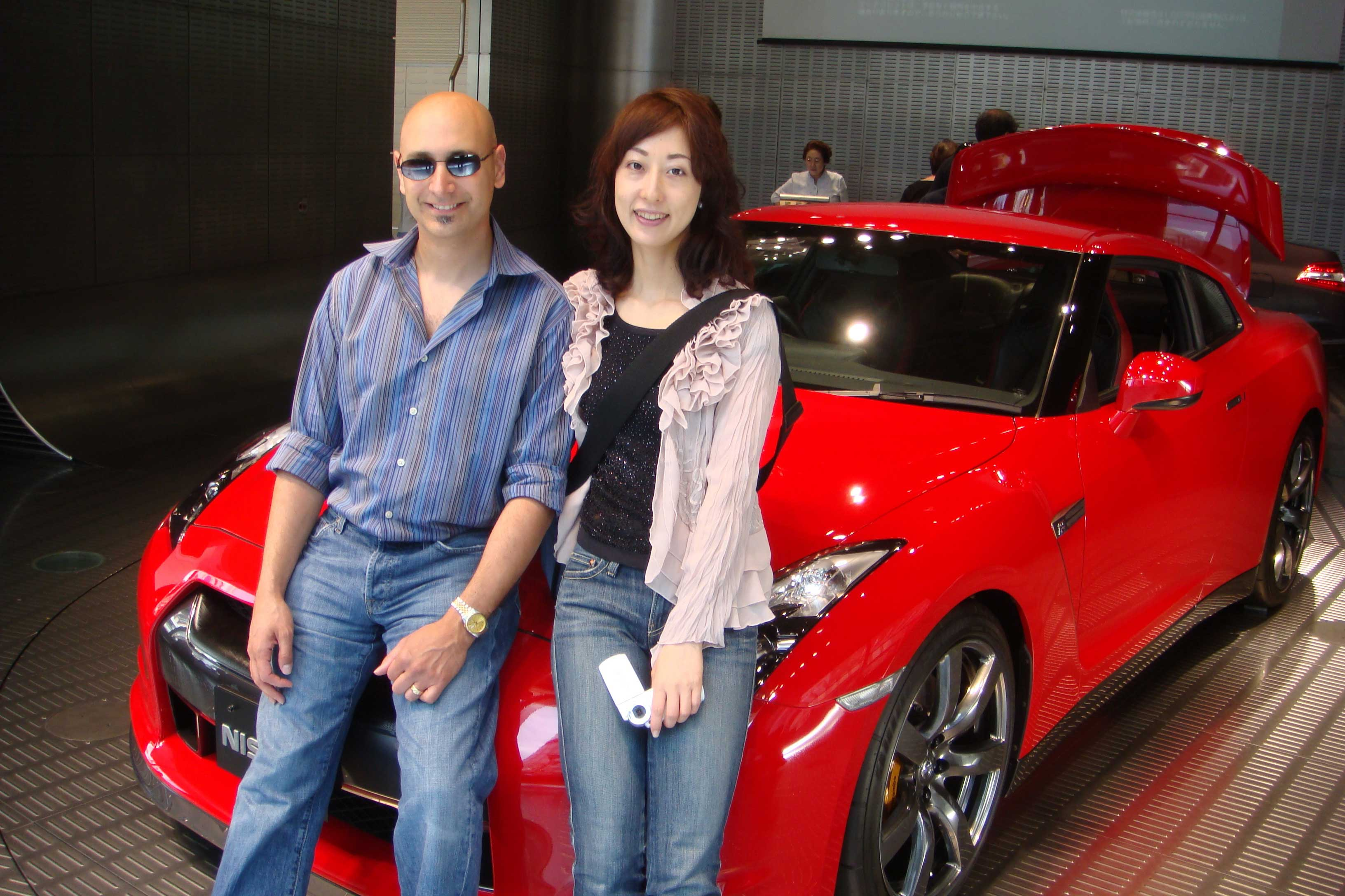 Nissan GT-R, Kozinets & Kimura